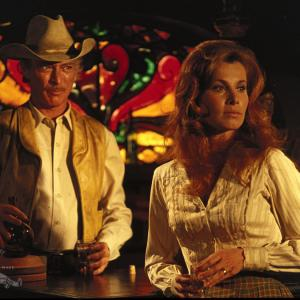 Lee Van Cleef, Stefanie Powers