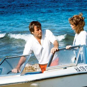 Robert Wagner, Stefanie Powers