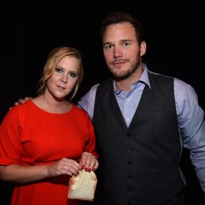 Chris Pratt, Amy Schumer