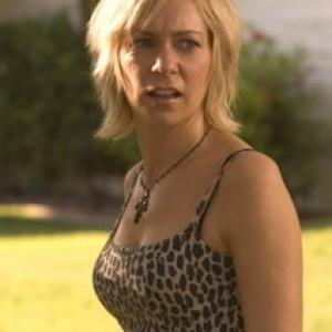 As Sydney Felicity Huffmans sister in the movie Transamerica