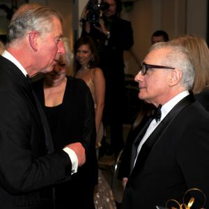 Martin Scorsese, Prince Charles