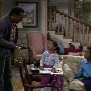 Bill Cosby, Tempestt Bledsoe, Keshia Knight Pulliam