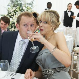 Lucy Punch, Robert Webb