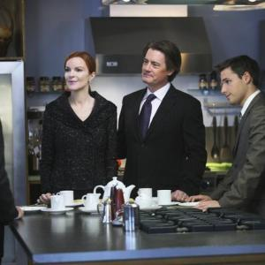 Kyle MacLachlan, Marcia Cross, Shawn Pyfrom, David Grant Wright