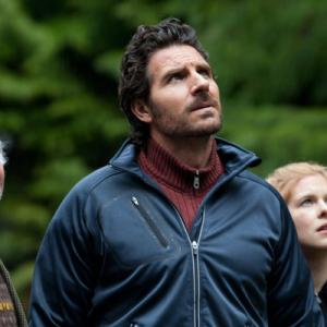 Ed Quinn, Donnelly Rhodes, Magda Apanowicz