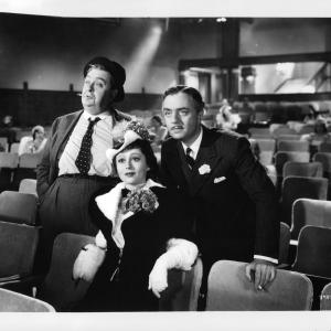 William Powell, Ernest Cossart, Luise Rainer