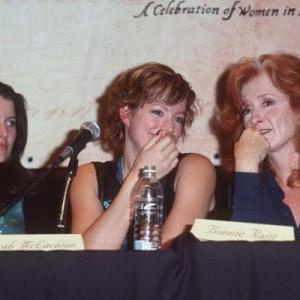 Paula Cole, Sarah McLachlan and Bonnie Raitt