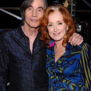 Jackson Browne and Bonnie Raitt