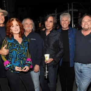 Jackson Browne, Graham Nash, Bonnie Raitt, Stephen Stills, James Taylor
