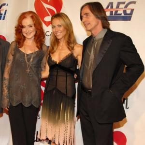 Sheryl Crow, Jackson Browne and Bonnie Raitt