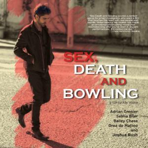 Melora Walters, Selma Blair, Adrian Grenier, Drea de Matteo and Mary Lynn Rajskub in Sex, Death and Bowling (2015)