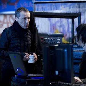 Still of Michael Wincott and Mary Lynn Rajskub in 24: Live Another Day (2014)