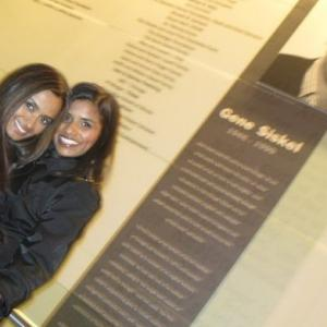 Karma Calling in Chicago at the Gene Siskel Center Kavi Ladnier and Barnali Das