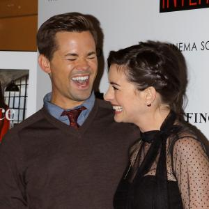 Anne Hathaway, Andrew Rannells