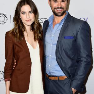 Andrew Rannells, Allison Williams
