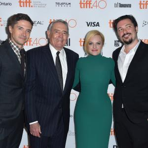 Elisabeth Moss, Topher Grace, Dan Rather, James Vanderbilt