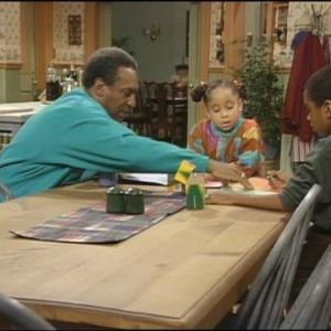 Bill Cosby, Raven-Symoné, Deon Richmond