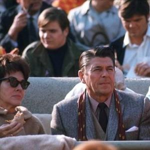 Ronald Reagan, Nancy Reagan, Ron Reagan
