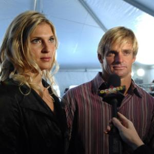 Laird John Hamilton and Gabrielle Reece