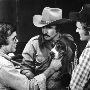 Burt Reynolds, Hal Needham, Jerry Reed