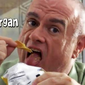 Bobby as Mr Morgan in Adam Siegels APPLESEED ELEMENTARY 2011