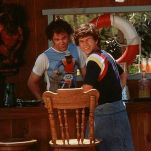 Still of Mark Wahlberg and John C Reilly in Boogie Nights 1997