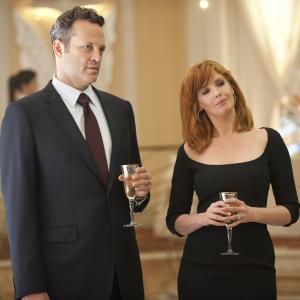 Vince Vaughn, Kelly Reilly