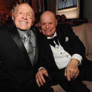 Mickey Rooney, Don Rickles