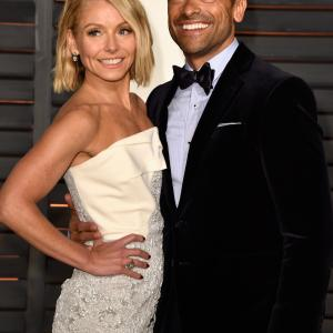 Mark Consuelos, Kelly Ripa
