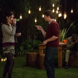 Still of Emmy Rossum and Jason Ritter in You're Not You (2014)