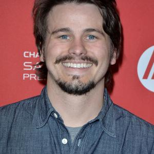 Jason Ritter at event of Hits (2014)