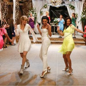 Vanessa Lengies, Naya Rivera, Amber Riley, Heather Morris