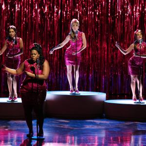 Lea Michele, Naya Rivera, Amber Riley, Heather Morris