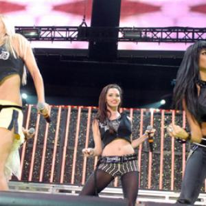 Ashley Roberts, Nicole Scherzinger, Jessica Sutta, The Pussycat Dolls
