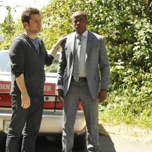 Dulé Hill, James Roday
