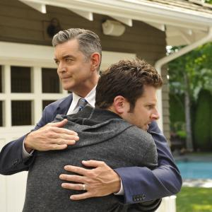 Timothy Omundson, James Roday