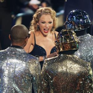 Nile Rodgers, Pharrell Williams, Daft Punk, Taylor Swift