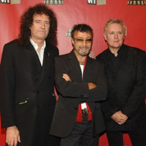 Roger Taylor, Brian May, Paul Rodgers