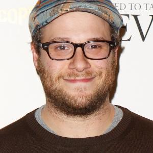 Seth Rogen at event of We Need to Talk About Kevin 2011