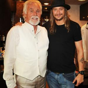 Kid Rock, Kenny Rogers