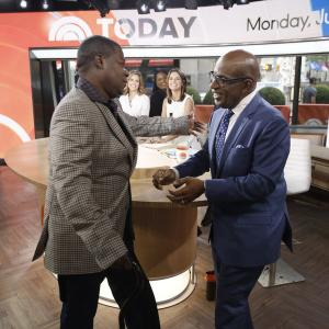 Tracy Morgan, Al Roker