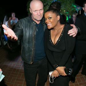 Nicole Brown, Michael Rooker, Yvette Nicole Brown