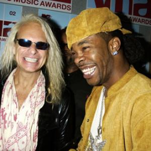 Busta Rhymes, David Lee Roth