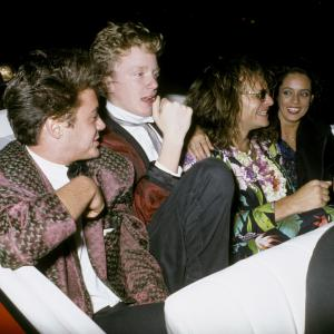 Robert Downey Jr., Sonia Braga, Anthony Michael Hall, David Lee Roth