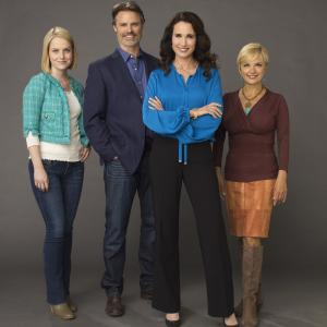 Andie MacDowell, Dylan Neal, Teryl Rothery, Sarah Smyth