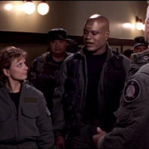 Richard Dean Anderson, Christopher Judge, Teryl Rothery