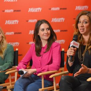 Kristen Bell, Maya Rudolph and Alison Brie