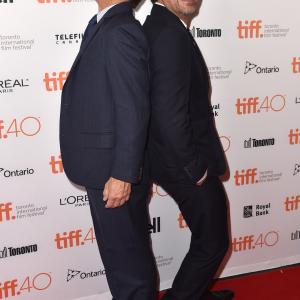 Mark Ruffalo, Michael Rezendes