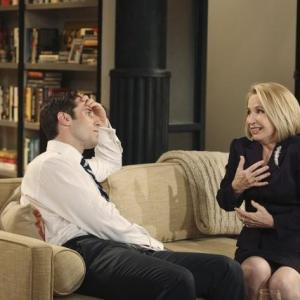 Still of Debra Jo Rupp and Josh Cooke in Better with You (2010)