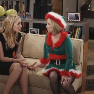 Still of Jennifer Finnigan and Debra Jo Rupp in Better with You (2010)